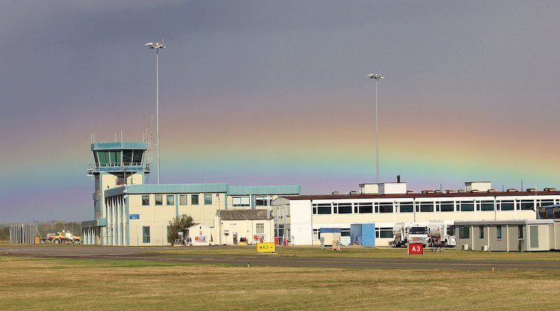Statutory recognition secured at Oxford Airport