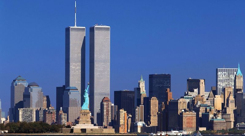 """""""The memories will be there forever"""" – the 20th anniversary of 9/11"""